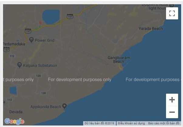 Google Map là gì - Hiển thị Google Map