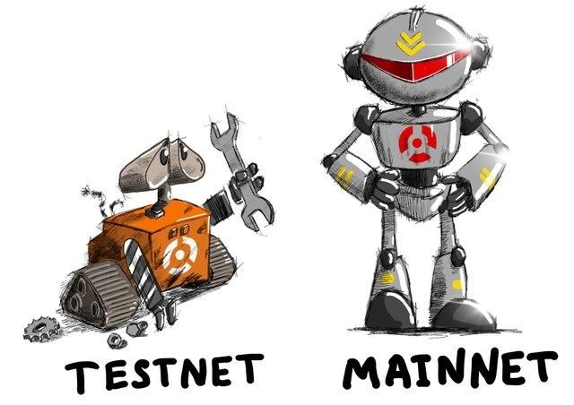 Testnet là gì? Mainnet là gì?