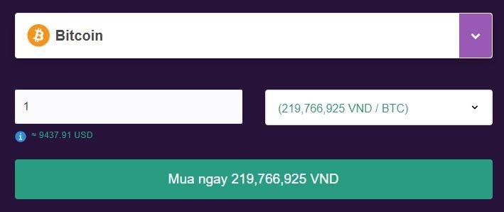 giá mua 1 bitcoin trên remitano - cách mua bitcoin giá rẻ