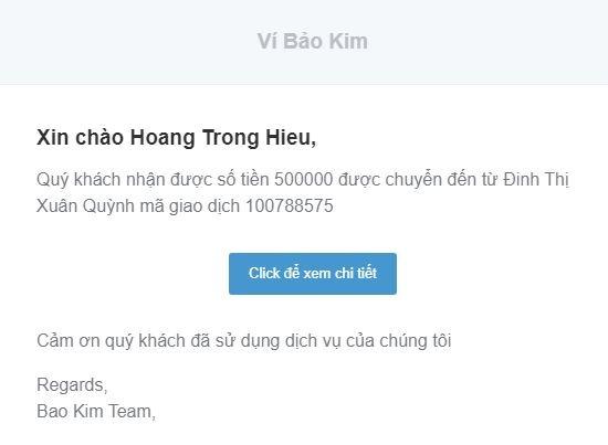 InfoQ thanh toán tiền qua Bảo Kim - Hướng dẫn kiếm tiền tại nhà đơn giản trong thời gian rảnh