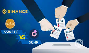 Bầu chọn Binance Vote Coin