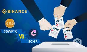 Bầu chọn Binance Vote Coin