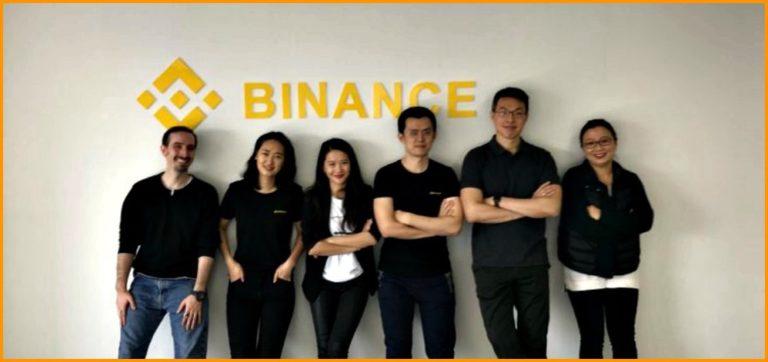 Binance Team