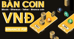 Hướng dẫn bán coin Binance P2P