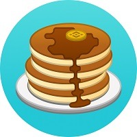Biểu tượng Token CAKE