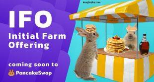 hướng dẫn mua ifo trên pancakeswap