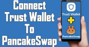 Hướng dẫn kết nối PancakeSwap và Trust Wallet thông qua Wallet Connect