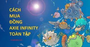 cách mua đồng axie infinity - cách mua đồng axs