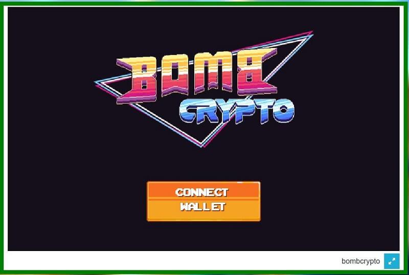 Kết nối Bomb Crypto và ví Metamask để chơi game