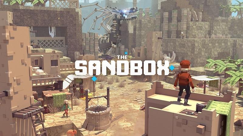 Trò chơi Sandbox - Đánh giá Sandbox (SAND)