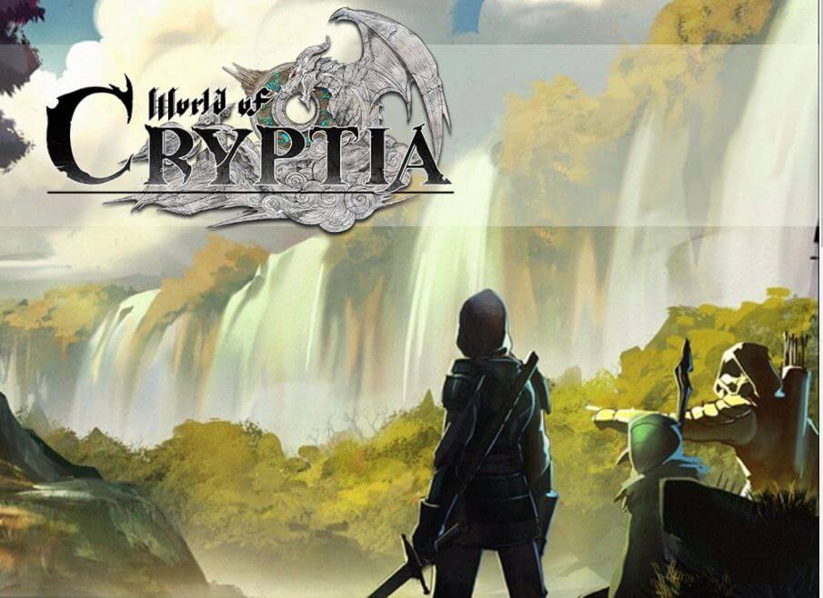 World Of Cryptia - TOP những đồng NFT Game Coin